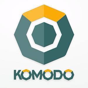 Komodo KMD kopen met Creditcard